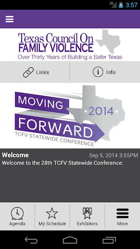 TCFV Mobile Event App