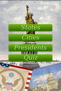 US Factbook & Quiz Screenshot