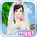 Spring Bride Dress Up icon