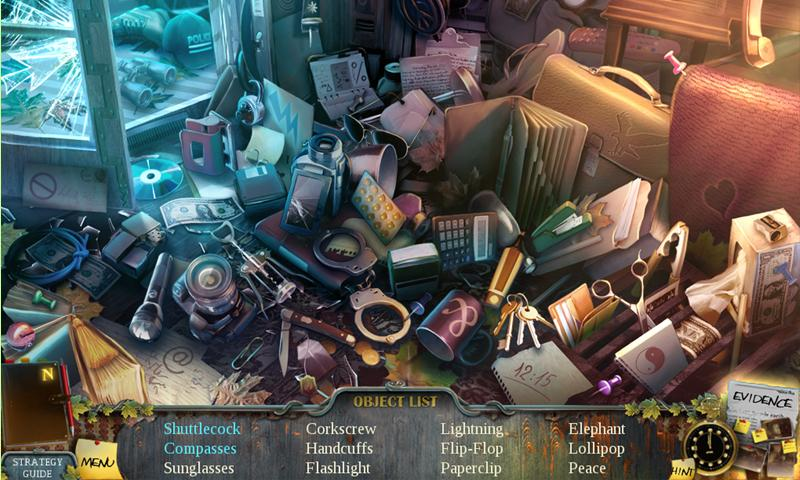Enigmatis - Hidden Object Game- screenshot