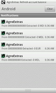AgroExtras screenshot