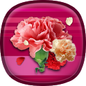 Carnation Live Wallpaper icon