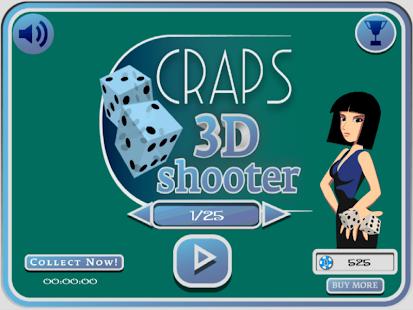 ▻Craps 3d Shooter LITE