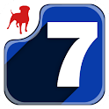 Drop7 by Zynga logo