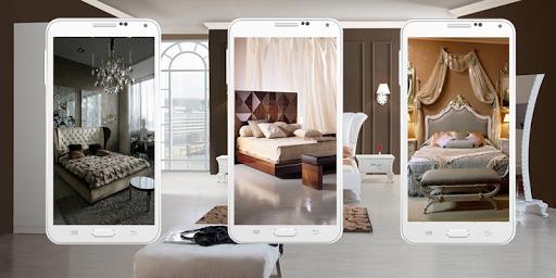 ベッドルームデザインのアイデア