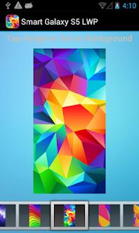 Galaxy S5 Smart LWP Gratis