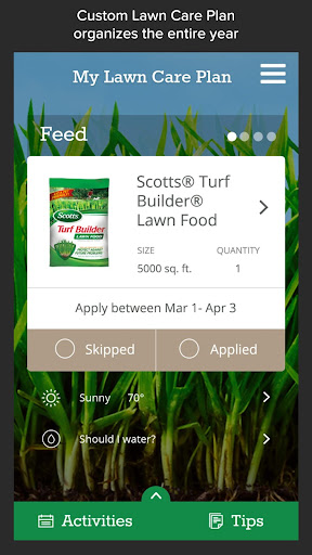 My Lawn from Scotts