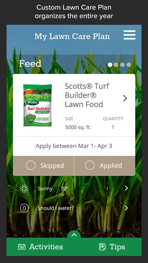 My Lawn from Scotts- screenshot