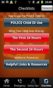 Police Child ID- screenshot thumbnail