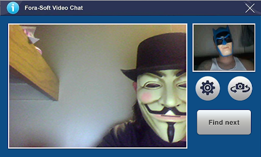 ForaSoft - Video Chat Roulette - screenshot thumbnail
