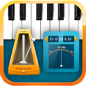 Metronome, Tuner & Piano icon
