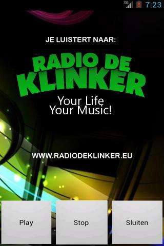 RadioDeKlinker.eu