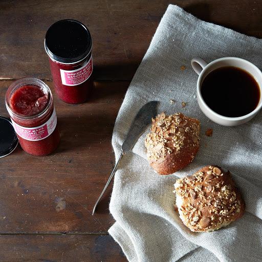 Raspberry Lemon and Strawberry Jam Duo from Happy Girl Kitchen