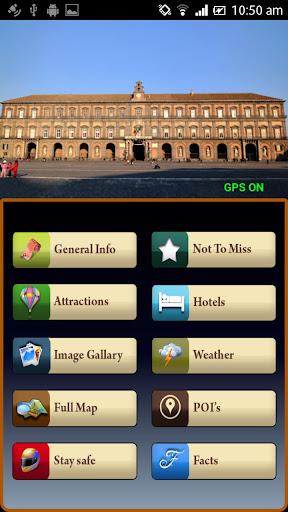 Naples Offline Travel Guide