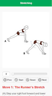 Stretching Fitness