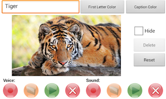Screenshot of Animal Sounds Zoo for Toddlers