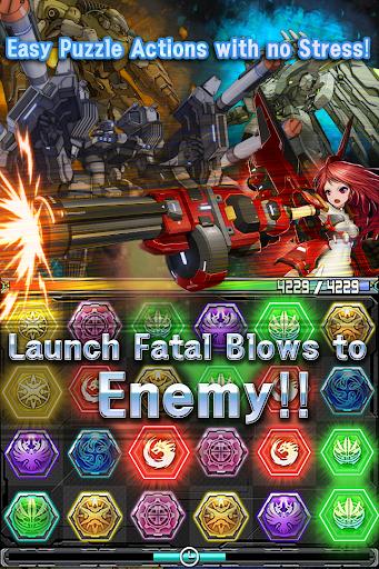 玩解謎App|泽塔机甲 - 最强战斗拼图RPG!! 《LINEZETA》免費|APP試玩