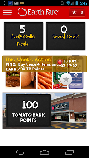 Get Deals from Earth Fare