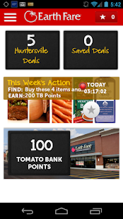 Get Deals from Earth Fare - screenshot thumbnail