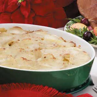 Home-Style Scalloped Potatoes.