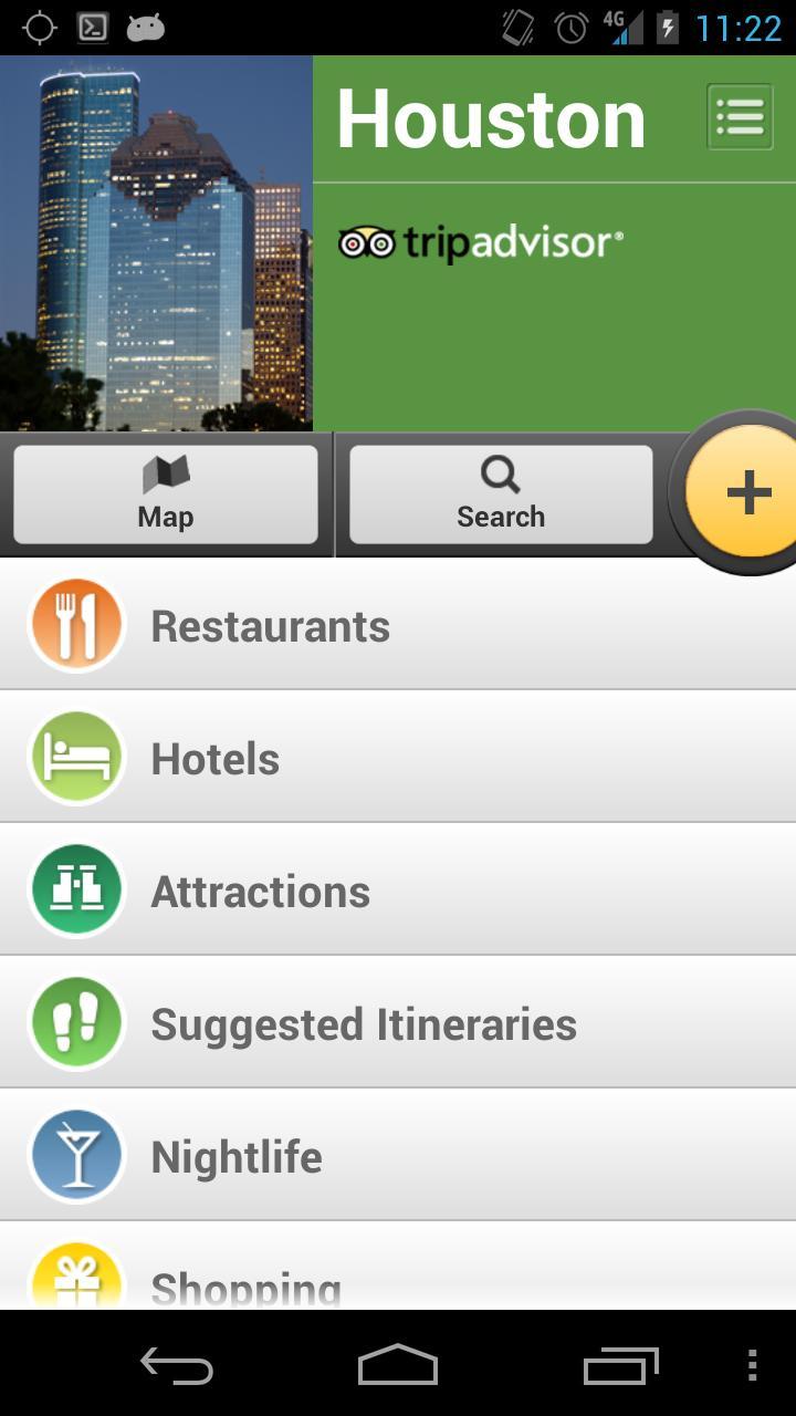Houston City Guide screenshot #1