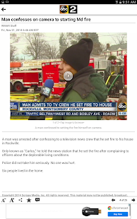 WMAR ABC2 News Baltimore - screenshot thumbnail