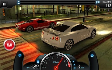 تحميل لعبة CSR Racing.1.1.5apk للاندرويد والهواتف الذكية لعبة مميزة جداً