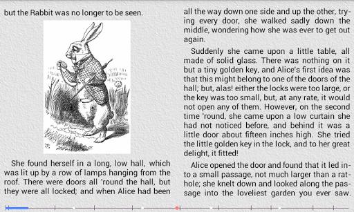 AlReader -any text book reader 1.911805270 screenshots 5