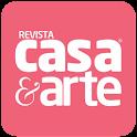Revista Casa&Arte logo
