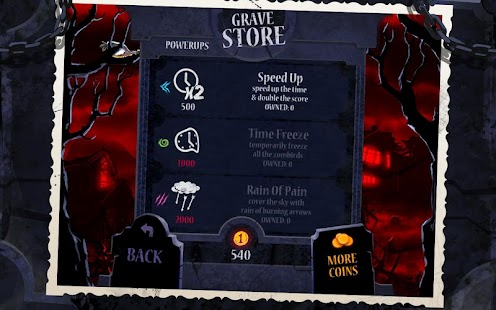 Shoot The Zombirds - screenshot thumbnail