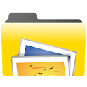 Hide Images,Videos And Files icon