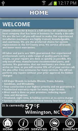 Jimmie Johnson Air