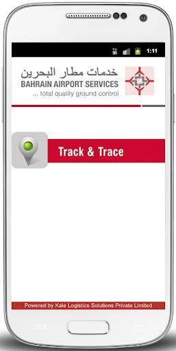 BAS Cargo Tracking