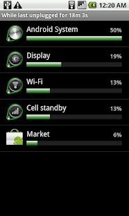 URSafe Battery Meter- screenshot thumbnail
