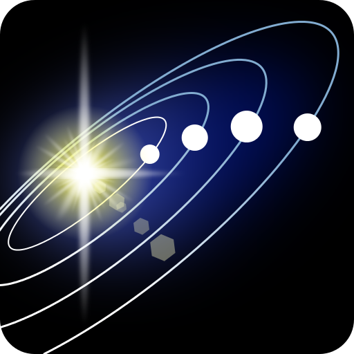 Solar Walk Free - Universe and Planets System 3D icon