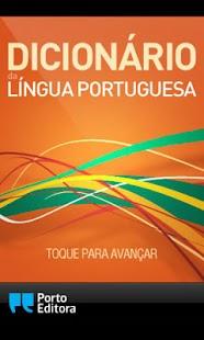 Dicionário Língua Portuguesa - screenshot thumbnail