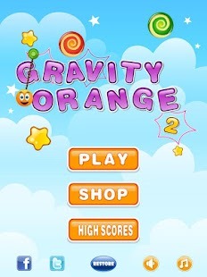 Gravity Orange 2 - screenshot thumbnail