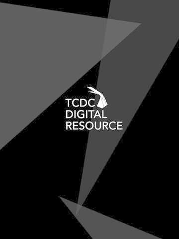 TCDC Digital Resource- screenshot
