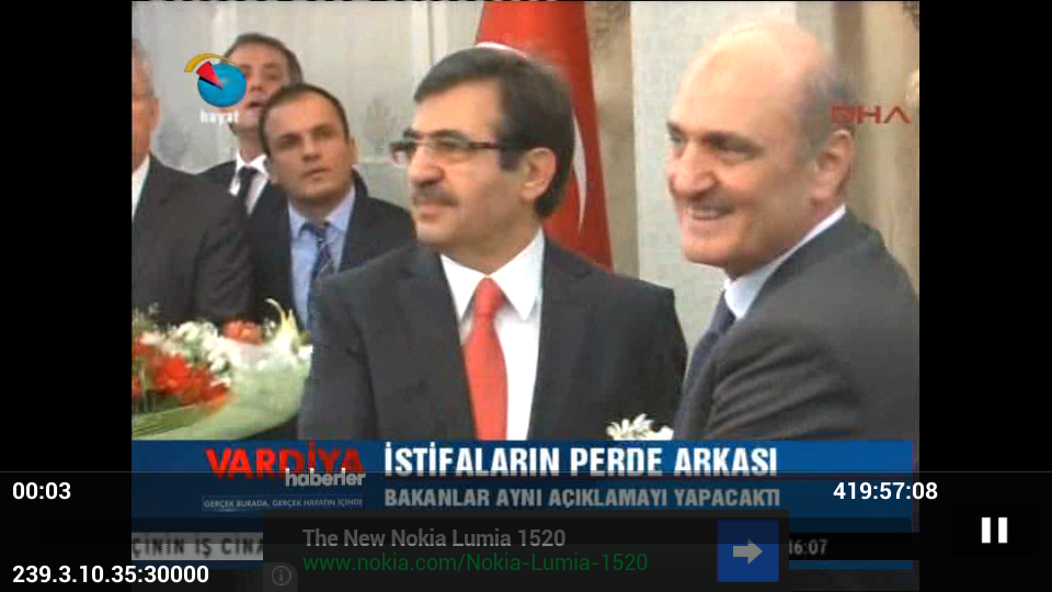 Online Turkish TV LIVE - screenshot
