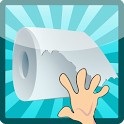 Drag Toilet Paper icon