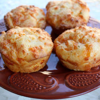 Cheese Muffins.