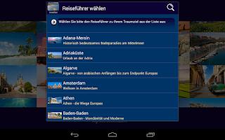 Screenshot of Top 100 Travel Guides