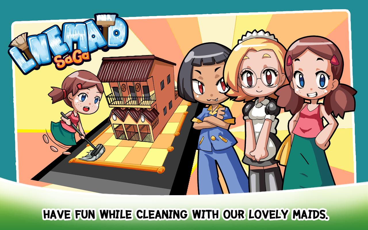 New maid saga the carwash 3
