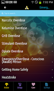 DanceSafe Mobile - screenshot thumbnail
