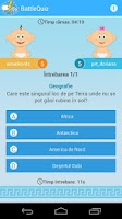 Screenshot of Battle Quiz Romania