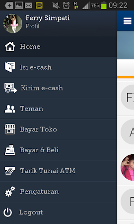 mandiri e-cash 1.5.2 screenshot 312038