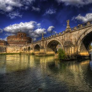 Quanto sei bella Roma...,...tanto bella da fare male!!!.jpg