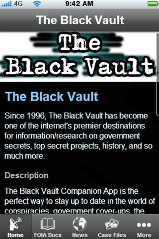 The Black Vault- screenshot