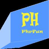 Phrasal verbs app - phrfun