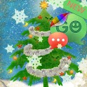 Christmas Theme for GO SMS